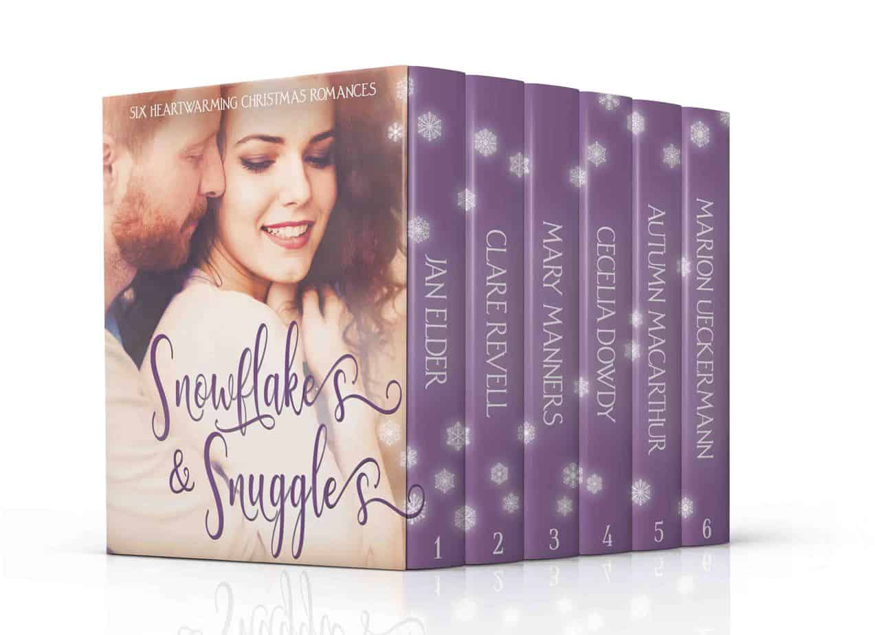 Cover image for Snowflakes & Snuggles: Six heartwarming Christmas romances, Christmas boxed set