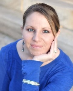 Picture of Rachel Muller, inspirational romance author