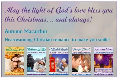 Blessed Christmas from Autumn Macarthur Twitter
