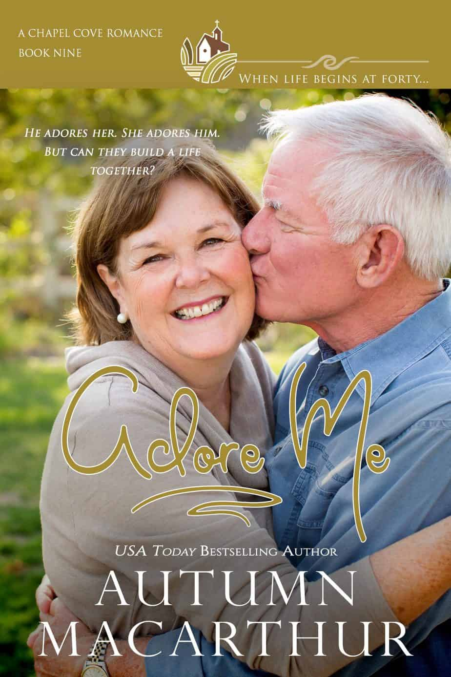 Sweet small-town older couple second-time-around Christian romance