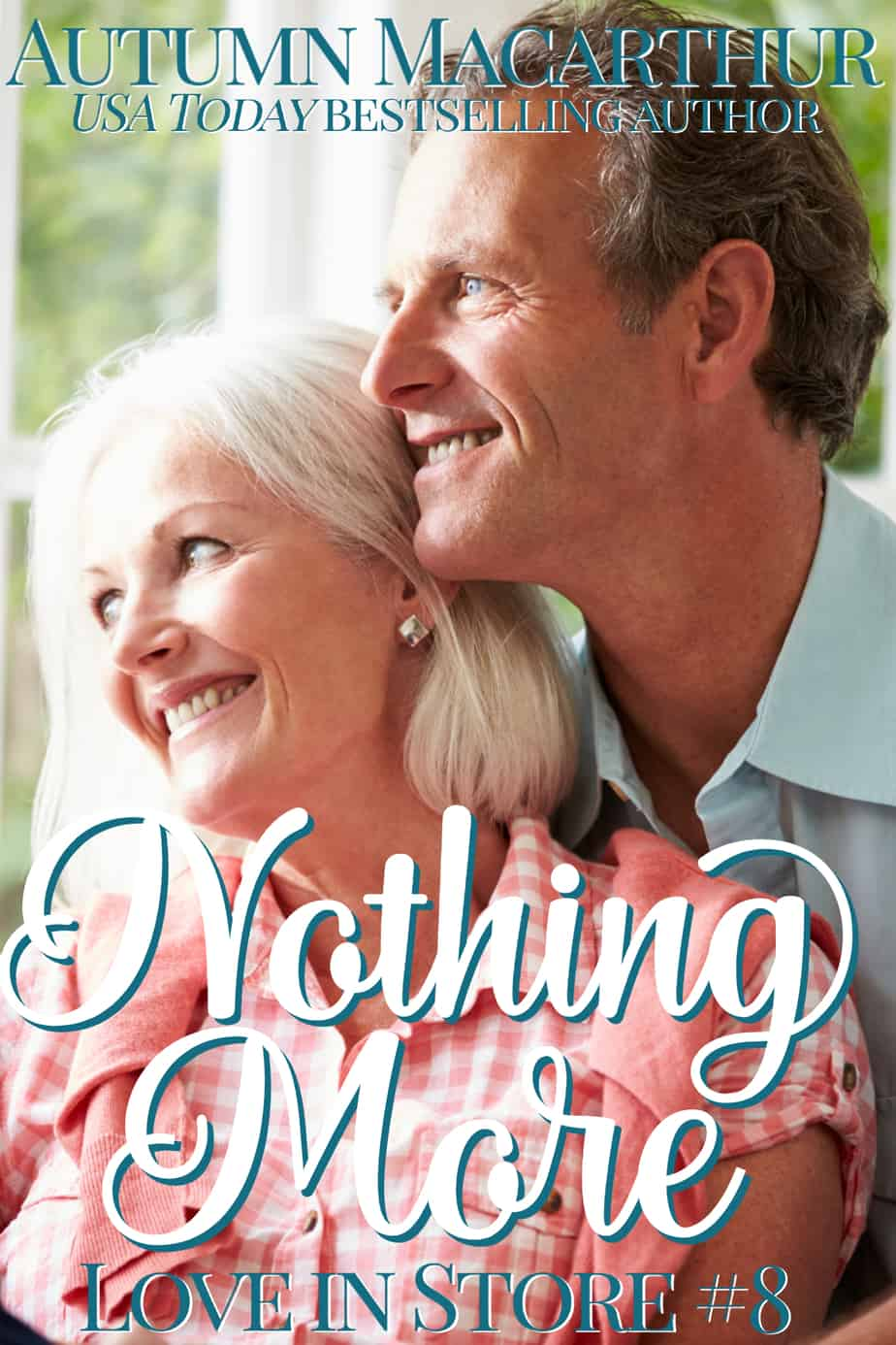 Cover image for London summer sweet inspirational romance Nothing More by Autumn Macarthur
