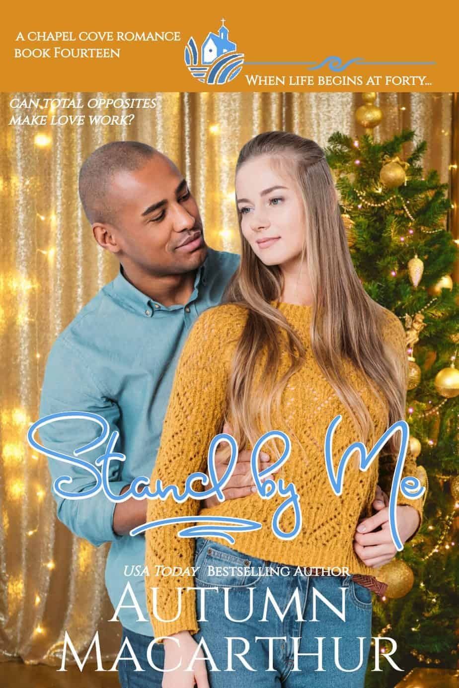 Cover image for sweet small-town Christian romance Stand by Me